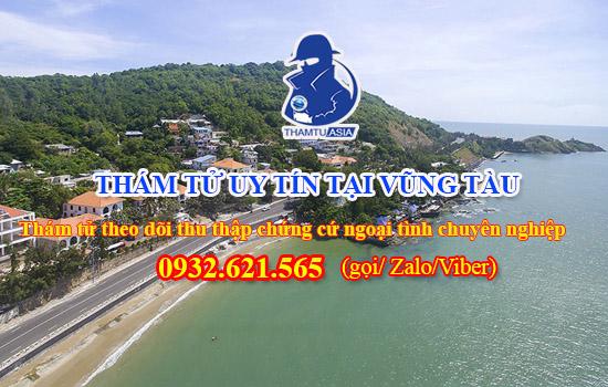 Công ty dịch vụ thám tử uy tín nhất tại Thành phố Vũng Tàu