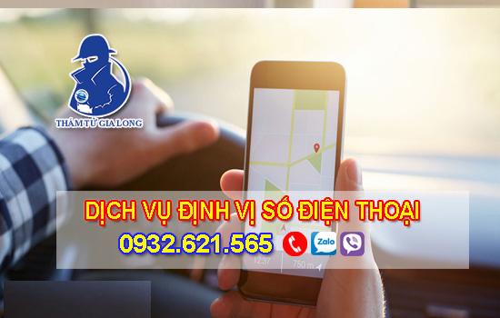 Công ty thám tử Gia Long – dịch vụ định vị số điện thoại tại Bà Rịa – Vũng Tàu