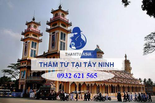 Dịch vụ thám tử theo dõi ngoại tình tại Tây Ninh