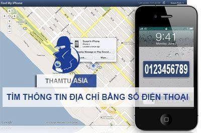 Dịch vụ tìm người qua số điện thoại