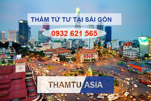 Thuê dịch vụ thám tử công ty thám tử tư uy tín tại Sài Gòn