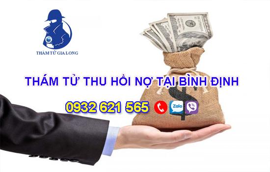 Thuê thám tử thu hồi nợ tại Bình Định