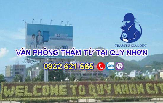 Văn phòng thám tử uy tín tại Quy Nhơn – Bình Định